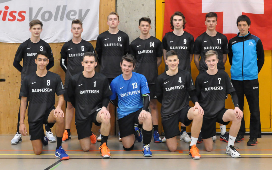 Junioren U20: Erste CH-Meisterschaftsrunde