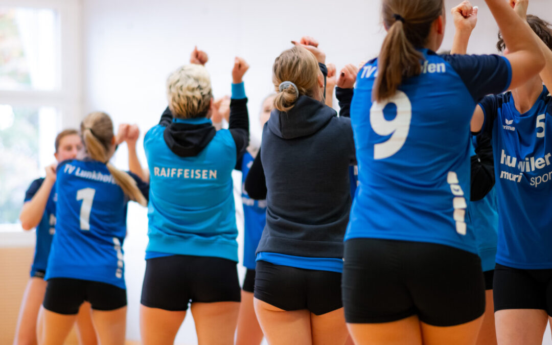TV Lunkhofen 1 – Volley Schönenwerd 2
