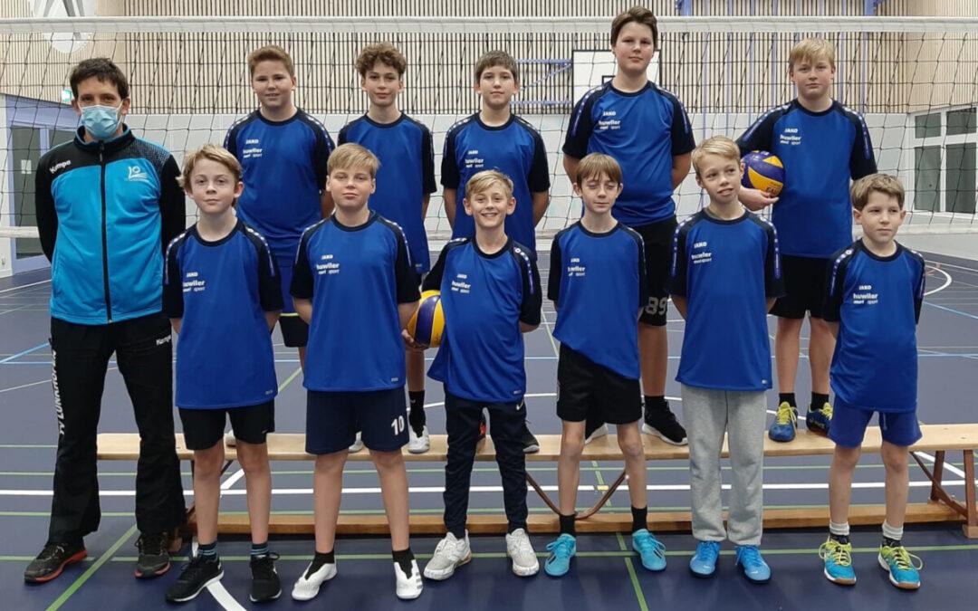 Junioren U14 – Ein Team entsteht