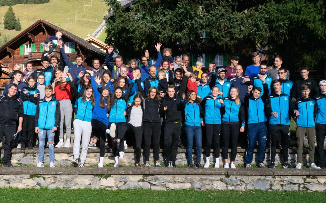 Vereins- und Trainingslager Mürren 2021