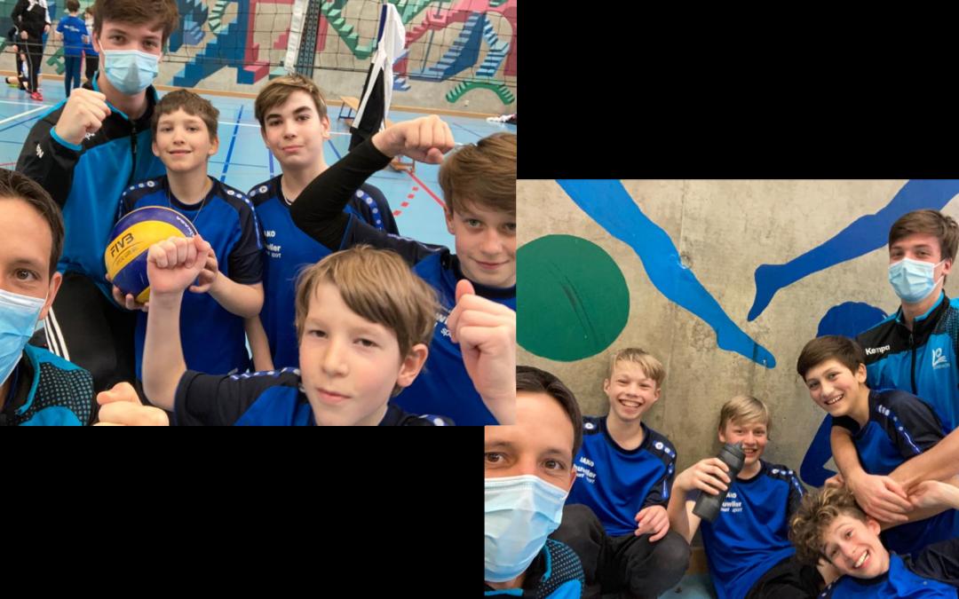 HU13 –  Erstes Turnier für unsere U13-Jungs