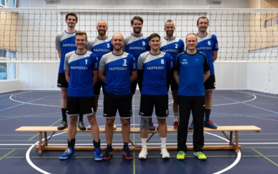 Saisonvorbereitung und Volleyballspektakel beim Vorbereitungsturnier in Davos