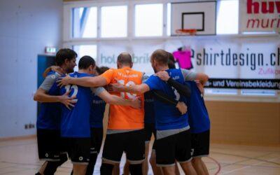 Dritter Sieg in Folge für den TV Lunkhofen